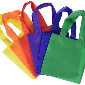 2 dozen! Fun Express Party Tote Bags 2 Sets of 12